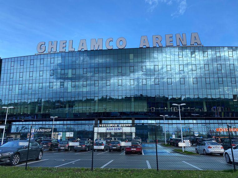 Ghelamco Arena in Gent.