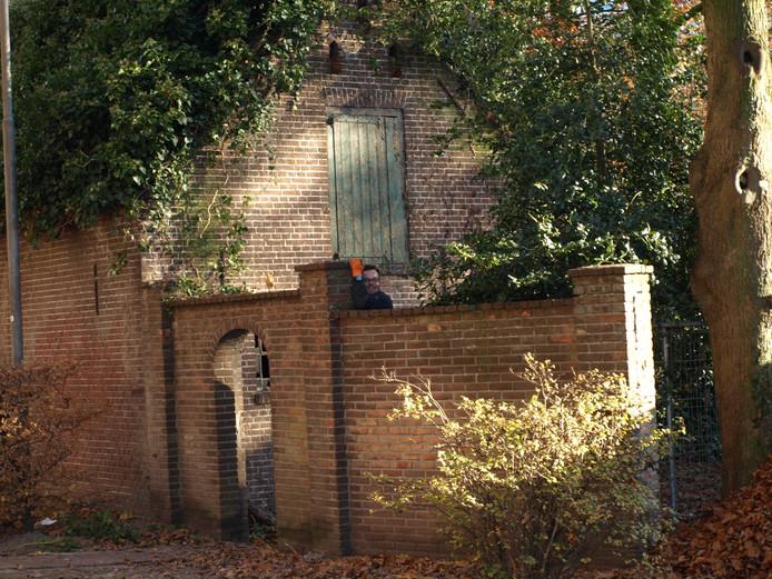 Het lijkenhuisje in Uden.