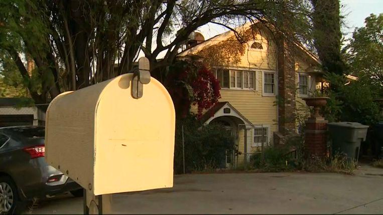 Gratis huis in Californië