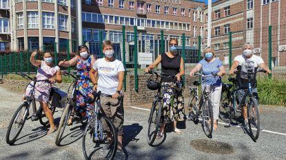 """28 fietsende leerkrachten van Stella Matutina leggen samen 517 kilometer af: """"We behaalden beste score van de Vlaamse Ardennen"""""""