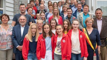 U13 meisjes Richa Michelbeke kampioen
