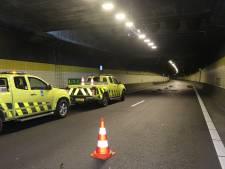 Rijkswaterstaat wil schade verhalen op chauffeur na ravage Beneluxtunnel