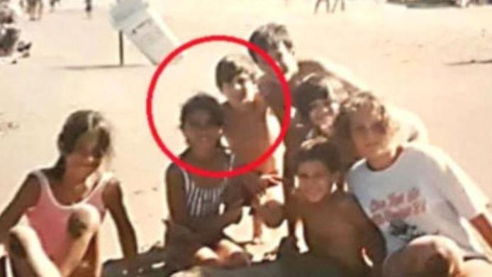 Lionel Messi, Antonella Roccuzzo et des amis d'enfance