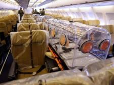 Le missionnaire espagnol infecté par Ebola est arrivé à Madrid