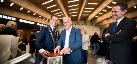 Nieuwe burgemeester De Bilt krijgt welkomstcadeau