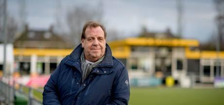 Bert Bosman van BVV Borne blijft optimistisch: 'We halen alles in, dat staat vast'