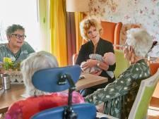 In hospice De Goudsbloem is het ook gewoon gezellig