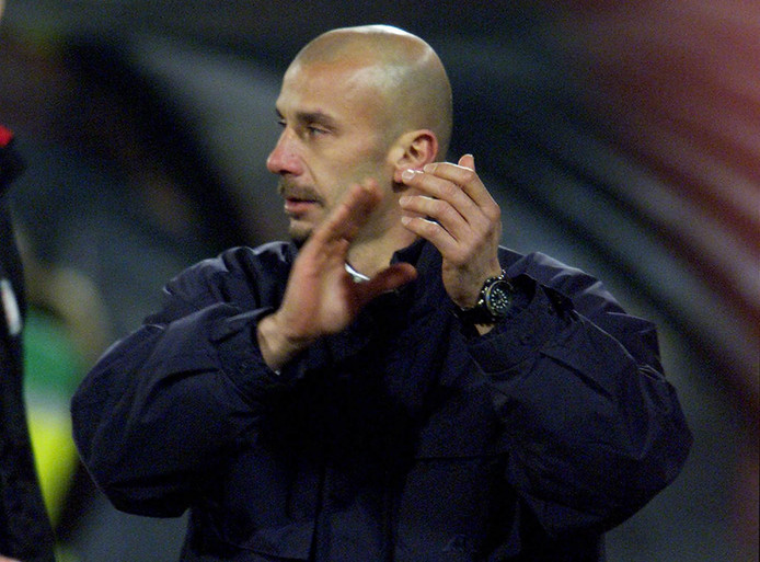 Gianluca Vialli.