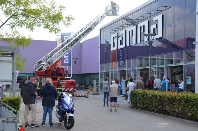 Gamma Bergen Op Zoom.Gamma In Gouda Ontruimd Gouda Ad Nl
