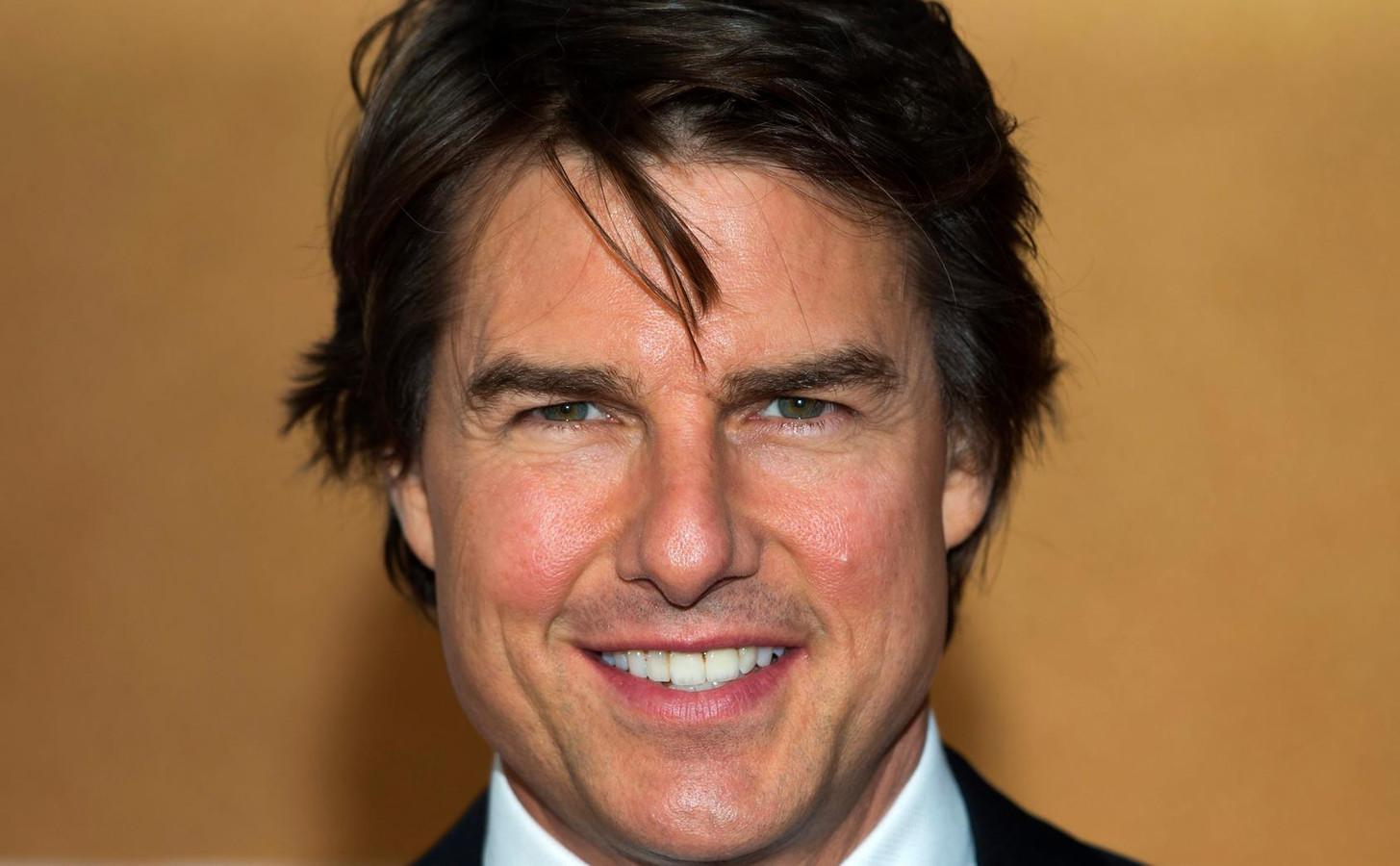 'Tom Cruise kan Scientology in z'n eentje stoppen'   Foto ... Tom Cruise Scientology