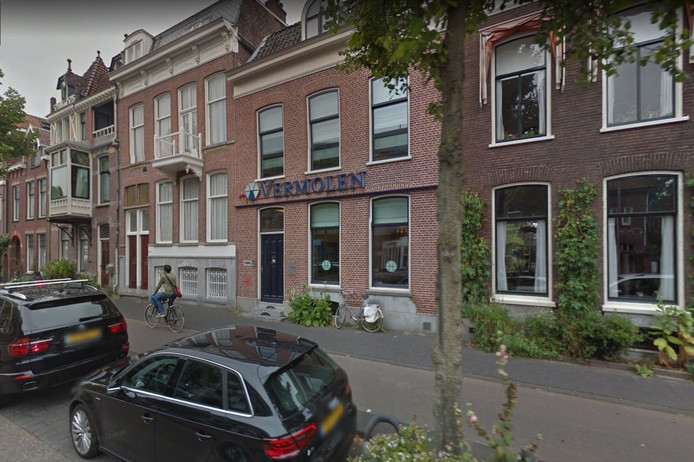 De School van HIP komt in het oude pand van Vermolen Bedrijfsverzekeringen aan de Biltstraat.