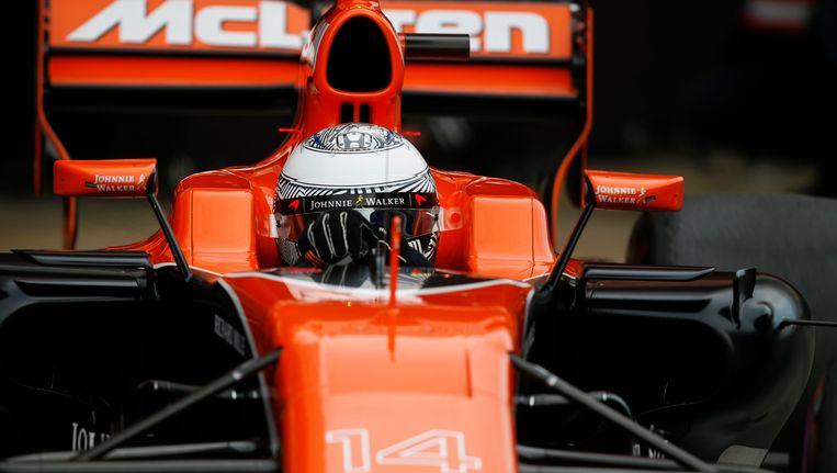 Mclaren honda crisis nabij formule 1 sport hln for Garage formule m
