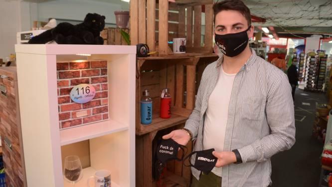 """Gula Gifts springt op nieuwe trend met gepersonaliseerde mondmaskers: """"Voor al wie een duidelijke boodschap wil brengen"""""""