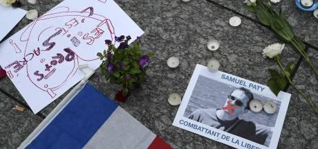Moordenaar Franse docent had contact met vader van leerling