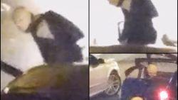 VIDEO - Politie zoekt twee jaar later getuigen: gemaskerde mannen op scooter schieten bankovervaller dood