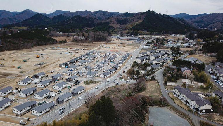 In totaal hebben 367 mensen aangegeven terug te willen naar Okuma. De meeste van de 160.000 mensen die waren geëvacueerd hebben elders in Japan een nieuw bestaan opgebouwd. Beeld getty