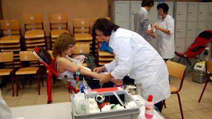 Bloedinzamelingen in Meetjesland