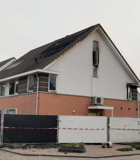 Gezin in het ziekenhuis na woningbrand in Schijndel: 'Ik zag hun zoon met brandwonden over straat lopen'