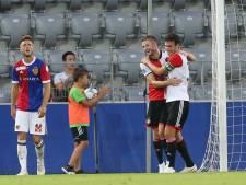 Feyenoord haalt met Sinisterra uit tegen Basel