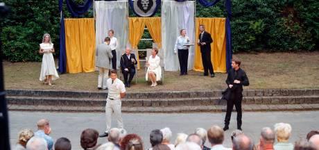 Hamlet in première in het bulderbos in Best