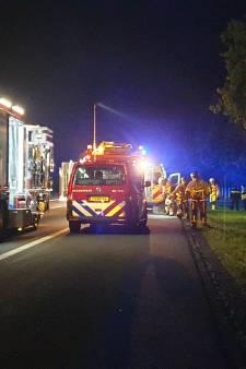 Man uit Almelo (33) overleden na eenzijdig ongeval op A35 bij Borne