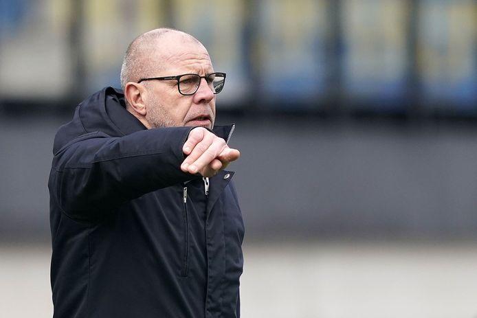 Fred Grim is niet betrokken bij de beslissing om afscheid te nemen van Van Breugel.