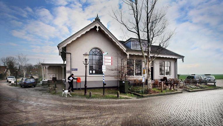 Het dorpshuis aan de Dorpstraat in Holysloot Beeld Jean-Pierre Jans