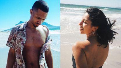 Maak kennis met Will, de nieuwe liefde van Danira Boukhriss Terkessidis (en een vriend van Romelu Lukaku)