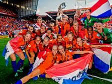 'Leeuwinnen verdedigen EK-titel in 2022'