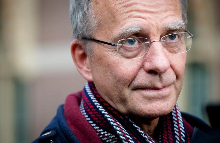 Minister Henk Kamp van Economische Zaken. Beeld anp