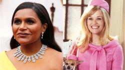 Mindy Kaling schrijft script 'Legally Blonde 3'