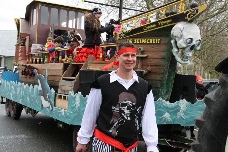 Piraten in aantocht