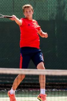 Deelnemersrecord voor tennistoernooi in Vorden
