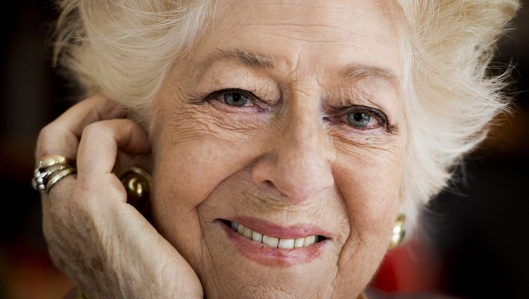 Ellen Vogel: 'Na je dood zijn mensen de vervelende dingen van je ook snel vergeten.' Beeld anp