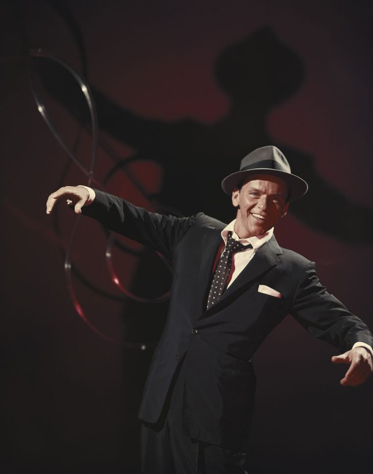 Muziek: One for my baby van Frank Sinatra. Beeld Michael Ochs Archives/Corbis