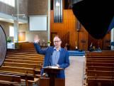 Dominee over videopreek voor Pasen: Het hoeft er niet gelikt uit te zien, mensen willen gewoon hùn kerk zien