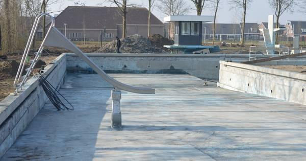 Renovatie zwembad de spetter op schema bergen op zoom for Renovatie zwembad