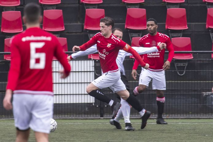 HVV Tubantia wil zich zo snel mogelijk veilig spelen in de eerste klasse.