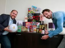 Geschenkpakket XL;  twintig Roosendaalse producten in één doos