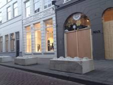 Na twee ramkraken gaan blokken binnenkort weg uit Verwersstraat in Den Bosch