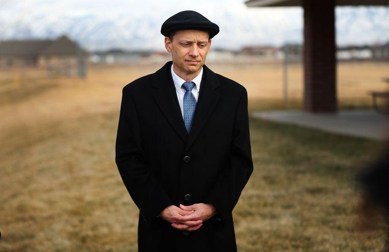 Vader Colin Haynie overleefde de moordpoging van zijn zoon.
