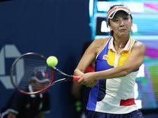 Wickmayer verslaat in China de als eerste geplaatste Peng Shuai