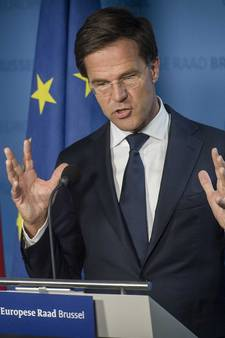 Premier Rutte:  Ik haat de brexit