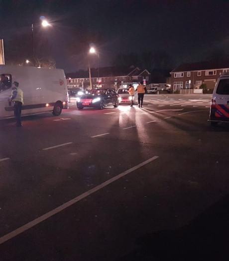 Opnieuw controle Merwedestraat: politie deelt boetes uit voor te hard rijden