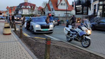 Club-spits Diagne moet Rolls-Royce afgeven