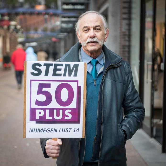 Hans van Deurzen van 50PLUS.