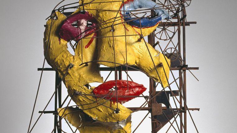 Le Cyclop, Jean Tinguely, 1970 Beeld Christian Baur