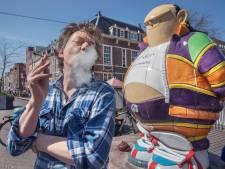 Lokale politiek eist uitleg van Krikke over Haags blowverbod