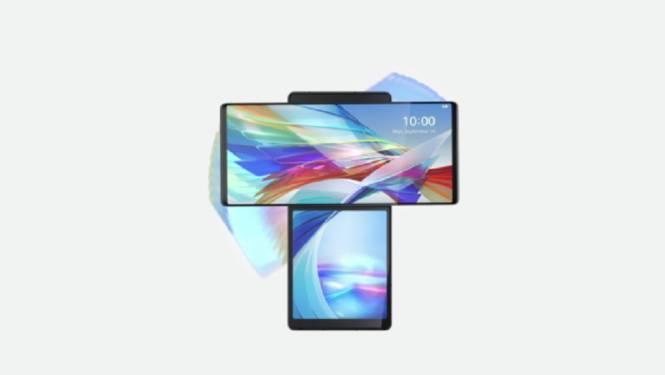 Nieuwe LG-telefoon heeft draaibaar scherm