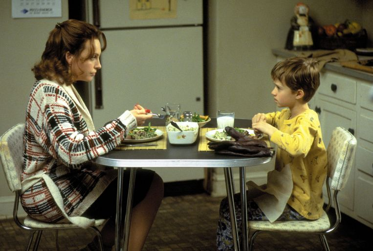 Toni Collette en Haley Joel Osment